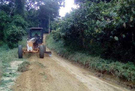 estrada cicinal Jacarandá