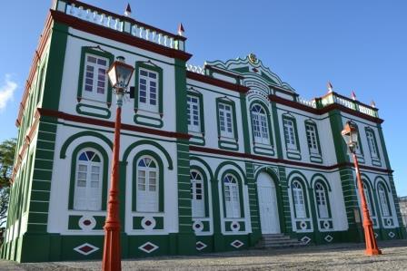 Prefeitura Municipal de Canavieiras - foto Wagnevilton Ferreira